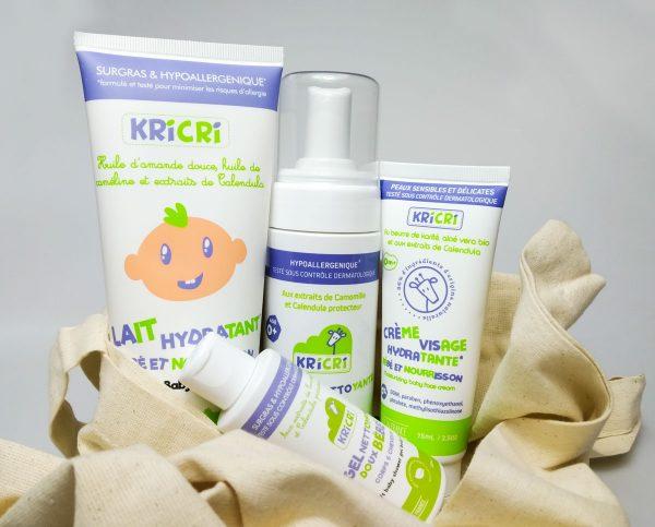 Pack essentiel Kricri soldes hiver 2019